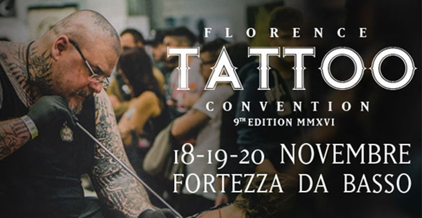 Florence Tattoo Convention