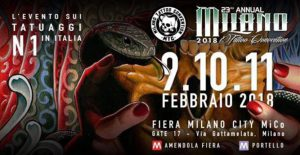 Milano Tattoo Convention